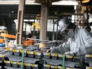 Segmento da indústria foi o que mais gerou empregos em janeiro (Foto: Divulgação/ AENPr)