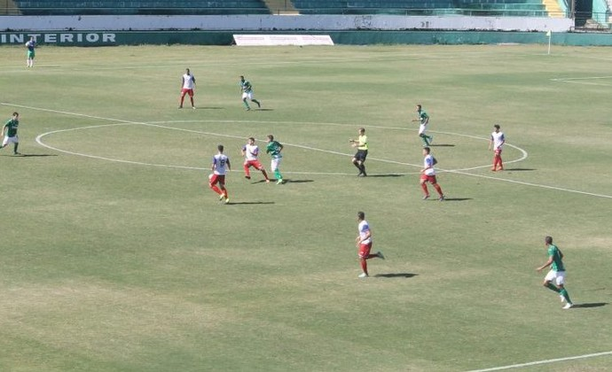 Guarani e Guaratinguetá (Foto: Divulgação/Guarani Futebol Clube)