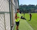 Recuperado de lesão, Dudu Cearense celebra sequência pelo Botafogo