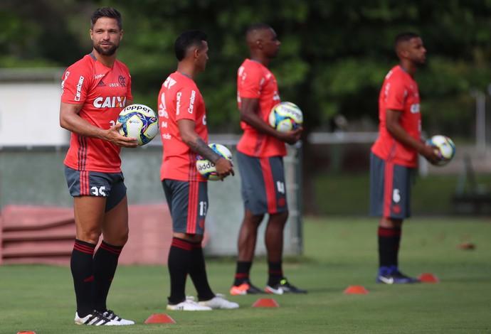 Diego Flamengo (Foto: Gilvan de Souza / Divulgação Flamengo)