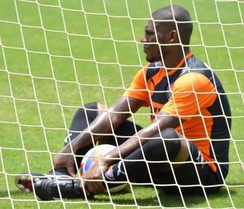 Amaral; Vitória; amaral vitória (Foto: Francisco Galvão/EC Vitória)
