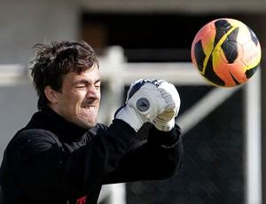 michel alves vasco treino caxias do sul (Foto: Marcelo Sadio / Vasco.com.br)