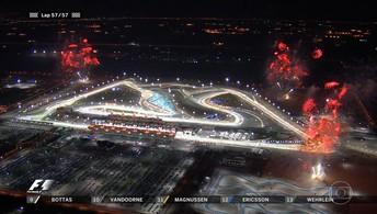 Melhores momentos do GP do Bahrein (Getty Images)