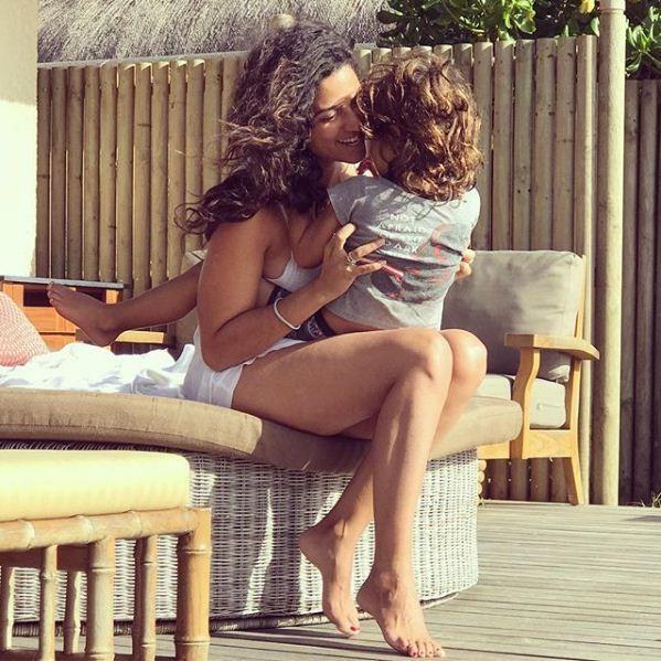 Camila Alves (Foto: Reprodução Instagram)