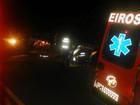 Homem morre e outros três ficam feridos em colisão entre dois carros