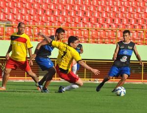 treino Atlético-AC (Foto: Manoel Façanha/Arquivo Pessoal)