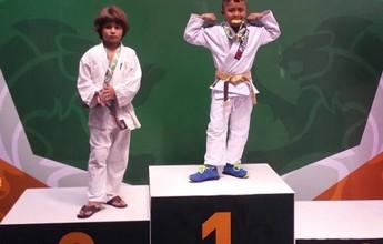 Fernando Hallyson, 8 anos, sagra-se campeão Brasileiro de Jiu-jítsu em SP