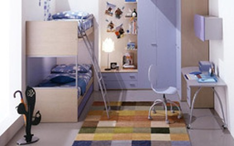Quarto pequeno para duas crianças: como decorar e ganhar espaço