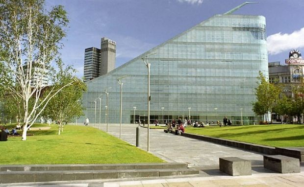Museu do Futebol em Manchester (Foto: Divulgação)