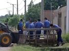 Militares da Marinha ajudam agentes no combate ao Aedes no Pantanal