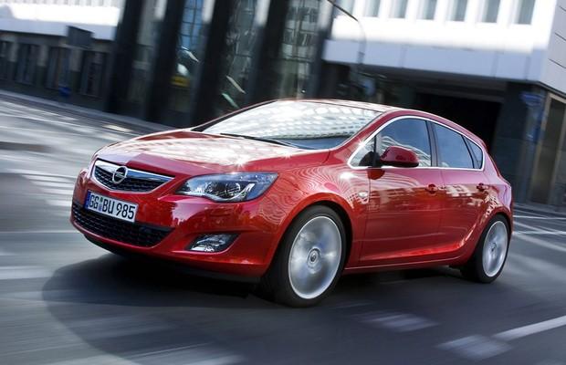 Opel Astra (Foto: Reprodução)
