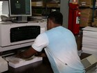 Produção de santinhos para eleição movimenta gráficas de Volta Redonda