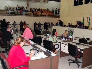 Na Assembleia do Amapá, existem oito deputadas (Foto: Jaciguara Cruz/Decom/Alap)