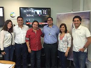 Profissionais do mercado publicitário participaram do júri. (Foto: Divulgação | TV Integração )