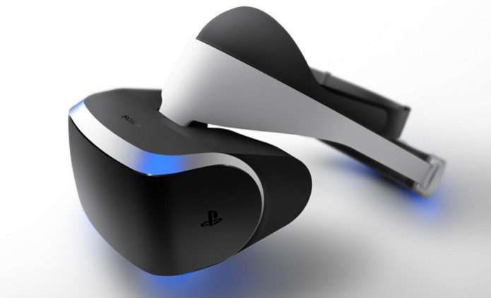 Visor de realidade virtual da Sony para PlayStation 4 chama-se Project Morpheus (Foto: PlayStation Blog) (Foto: Visor de realidade virtual da Sony para PlayStation 4 chama-se Project Morpheus (Foto: PlayStation Blog))