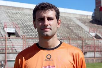 Bruno Grassi, goleiro do Mogi Mirim (Foto: Divulgação)