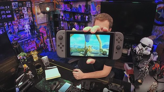Confira o gameplay estendido de The Legend of Zelda: Breath of Wild