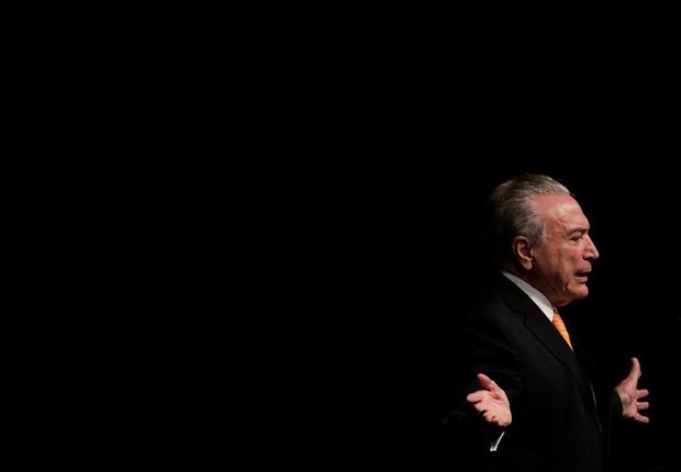 Michel Temer - governo  (Foto: Ueslei Marcelino/Reuters)
