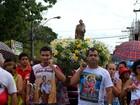 Procissão de São José no AP reúne 500 pessoas em novo trajeto, diz PM