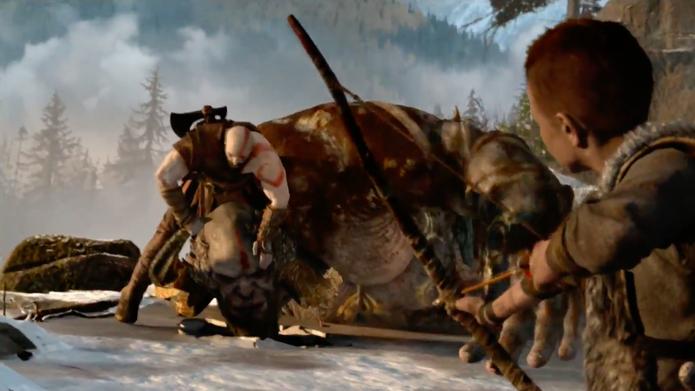 God of War 4 (Foto: Divulgação/Sony)