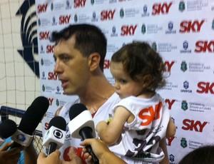 Felipe, Basquete Cearense (Foto: Juscelino Filho/Globoesporte.com)