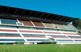 Estádio Centenário é assaltado após fim de jogo da Divisão de Acesso