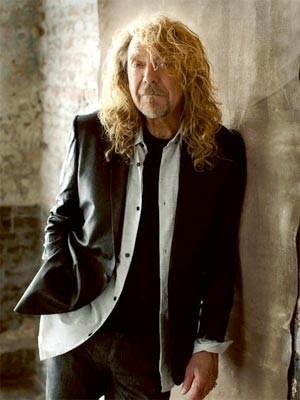 O cantor Robert Plant (Foto: Divulgação/Site do Artista)