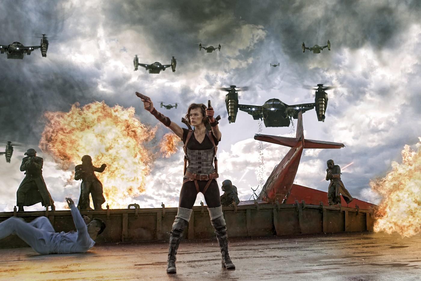 Resident Evil 5: Retribuição (Foto: Divulgação)