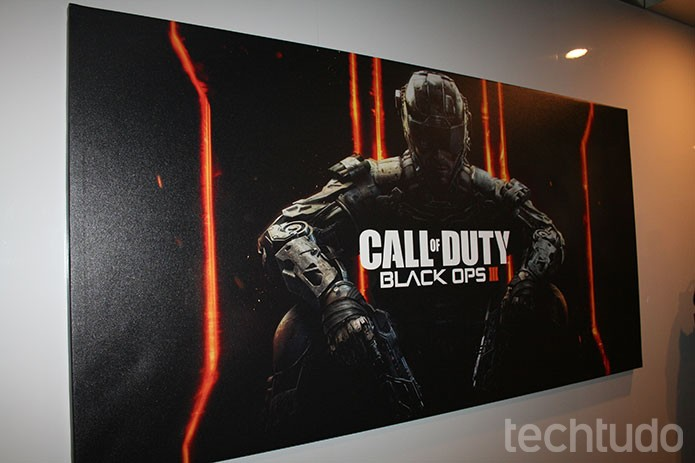 Call of Duty: Black Ops 3 (Foto: Felipe Vinha/TechTudo)