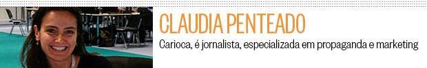 perfil Claudia Penteado - blog da Ruth (Foto: ÉPOCA)