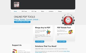 PDF Tools Cloud