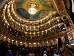 Teatro Amazonas (Foto: Giovanni Araujo/Sec)