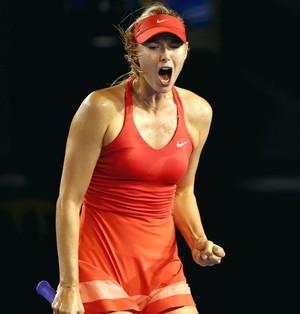Sharapova Aberto da Austrália Tênis (Foto: Clive Brunskill / Getty Images)