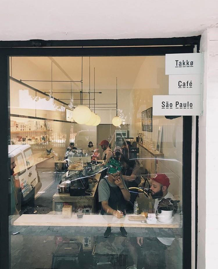 Takko Café (Foto: Reprodução/Instagram/@takkocafesp)