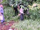 Arma achada em Maraã é a mesma usada para matar prefeito, diz polícia