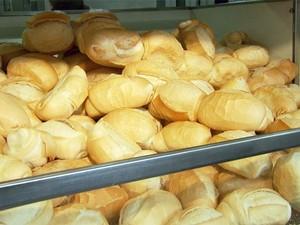 Pão francês teve aumento de até 15% nas padarias de Araraquara (SP) (Foto: Reprodução/EPTV)