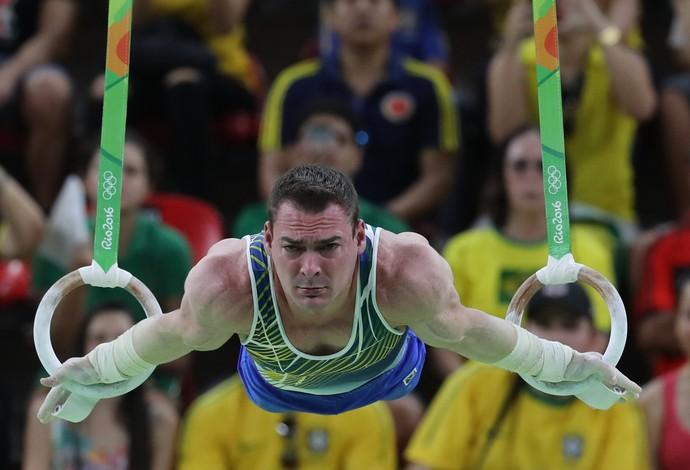 Arthur Zanetti; ginástica artística; brasil; olimpíadas (Foto: Marcio Fernandes / Estadão / NOPP)