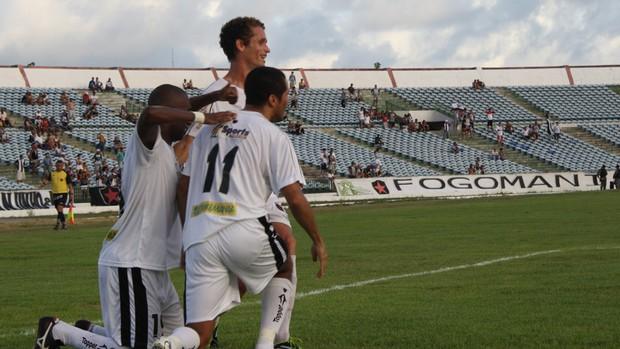 Flamengo-PB 0 x 3 Botafogo-PB, 18ª rodada do Campeonato Paraibano (Foto: Rammom Monte)