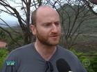 Inglês relata como ajudou vítima após ataque de tubarão em Noronha