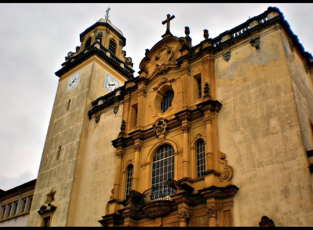 Basílica Nossa Senhora do Carmo (Foto: Divulgação)