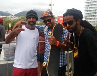 EuAtleta - jogos cariocas de verão skate lilico (Foto: Renata Domingues)