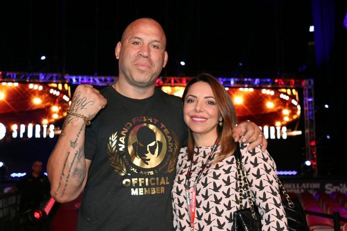 Wanderlei Silva MMA (Foto: Evelyn Rodrigues)