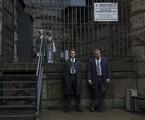 Jonathan Groff e Holt McCallany em 'Mindhunter' | Reprodução
