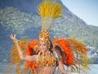 Ana Paula Evangelista aposta em treinamento funcional para o carnaval