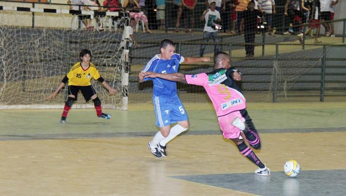 Torino e Vivaz empatam em 7 a 7 no 1º jogo da final da Divisão de Acesso (Foto: Reynesson Damasceno)