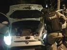 Dupla é flagrada com carro clonado  em Paraty, RJ
