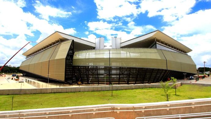 Arena Pantanal (Foto: Edson Rodrigues / Secooa-MT)