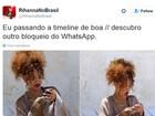 Whatsapp bloqueado no Brasil gera memes nas redes sociais