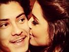 Giovanna Lancellotti completa um ano de namoro e ganha declaração