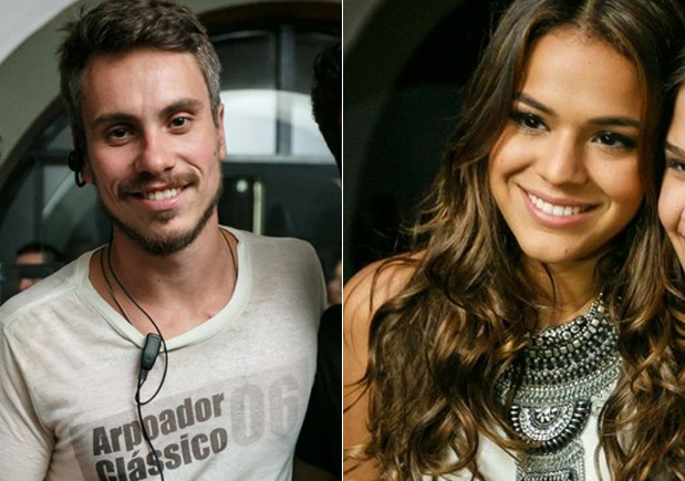 Raphael Sumar e Bruna Marquezine (Foto: Marcos Samerson / Agência We love Photo!)